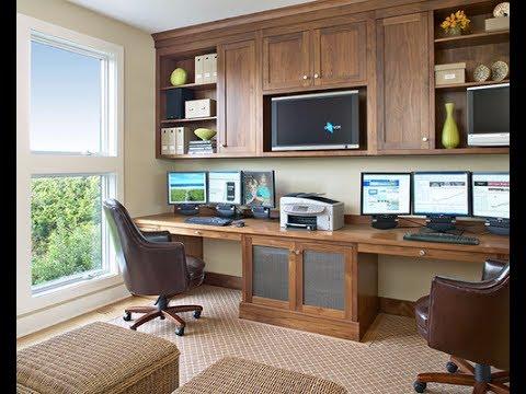 Home Office Design Ideas 2017