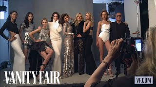 Go behind the scenes with designer michael kors at his photo shoot annie leibovitz for september 2013 issue of vanity fair.still haven't subscribed ...
