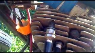 Зажигание CDI от альфы на генератор Г-427(минск восход) часть 1