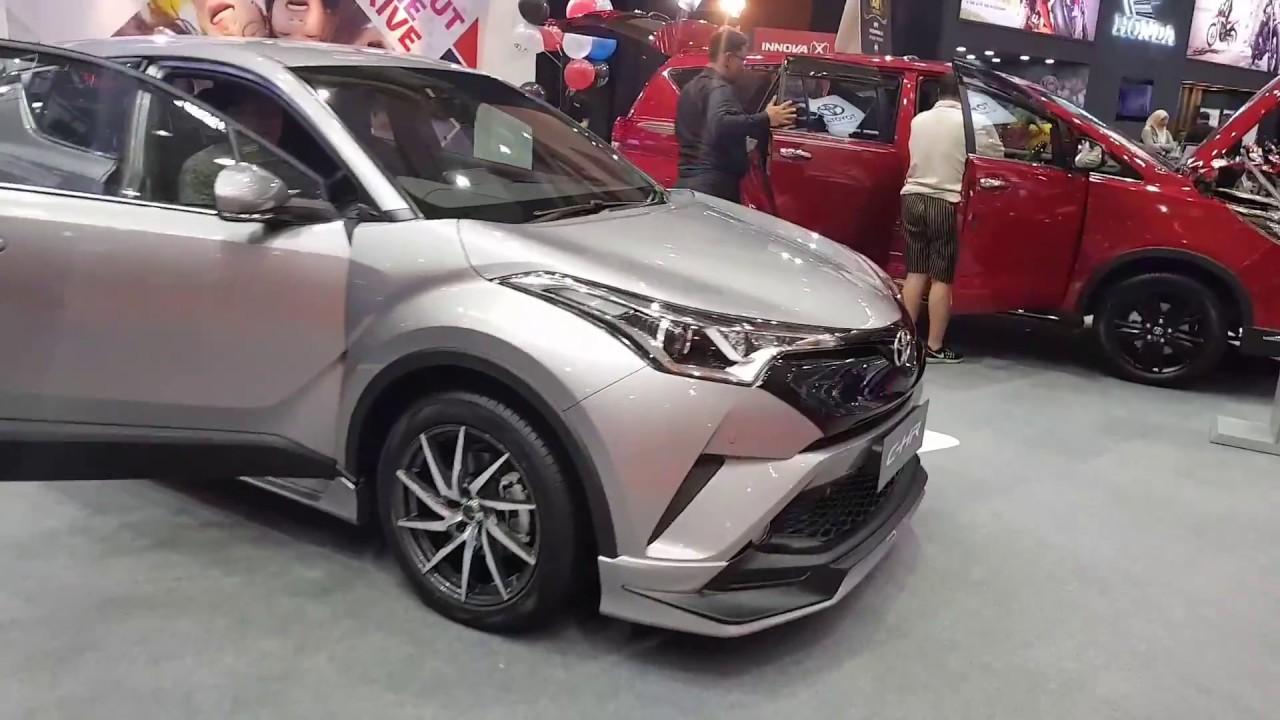2018 Toyota Chr Walkaround Review Evomalaysia Com Youtube