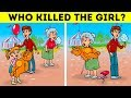 MYSTERY RIDDLES AND OPTICAL ILLUSIONS! INSANE MIX OF BRAIN TEASERS