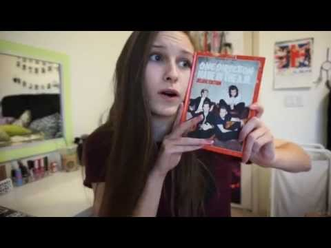 One Direction MADE IN THE AM Review & Whats In it!  MIDORIYUKIDAWN