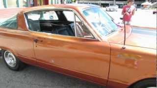 1964 Plymouth Barracuda - Woodward Dream Cruise 2012