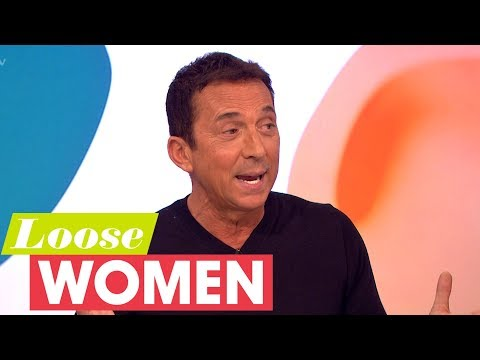 Bruno Tonioli Gets His Self-Confidence by Taking Risks | Loose Women