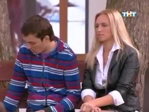 Ольга Агибалова и Евгений Кузин