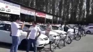 GM Uzbekistan касод бўлмоқда