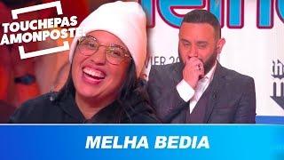 Melha Bedia : sa blague très osée sur Jamel Debbouze