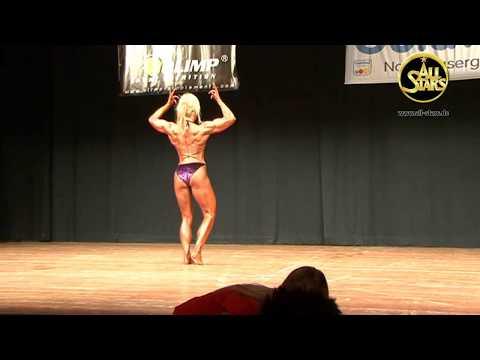 Bodybuilding Frauen II über 55 kg