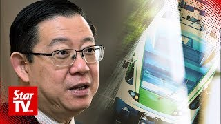 Guan Eng: No ground given to China in ECRL deal