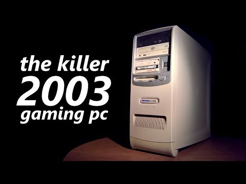The Killer 2003 Gaming PC