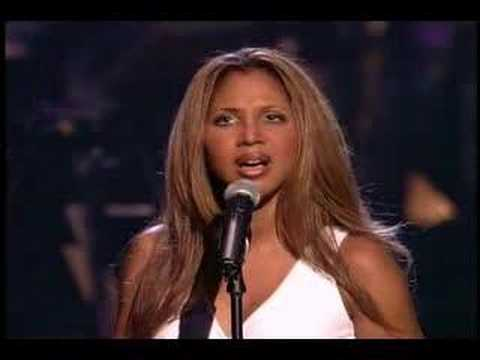 Unbreak my Heart - Toni Braxton - Live