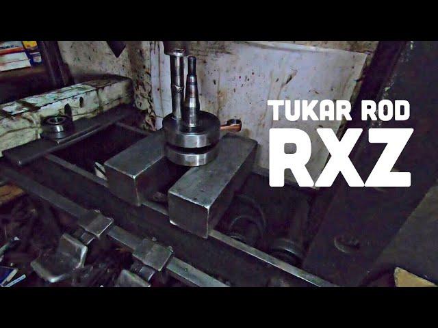 Rxz Merah Yahoo yabeda beduu : Edisi Maintenance Part 2