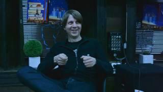 Владимир Комаров, лидер группы Hot Zex (Нью-Йорк)