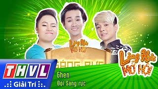THVL | Làng hài mở hội - Tập 2: Ghen - Đội Sáng rực