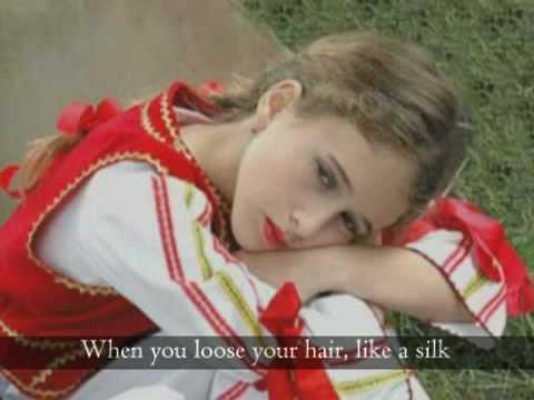 Makedonsko Devojche  - MACEDONIAN FOLK SONG translated to English