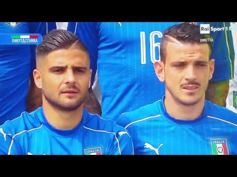 La Squadra Azzurra 2016 - en train vers la France