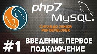 Уроки MySQL | Введение. Как подключить базу данных