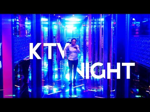KTV Night in Shanghai (aka Karaoke night) || TRAVEL BITS 02