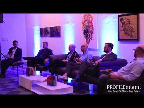 PROFILEmiami Presents Miami's Art in Public Places Initiative Panel