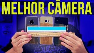 SUPER TESTE Galaxy S7 Edge x Moto G5 Plus X Zenfone 3 Zoom | Qual a melhor câmera?
