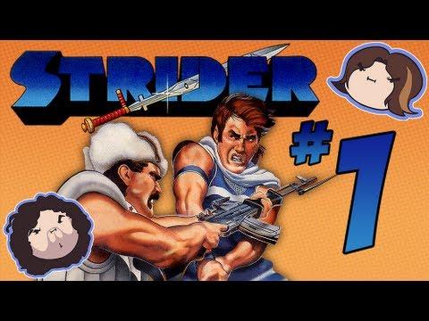 Strider: Analyze Floppy - PART 1 - Game Grumps |