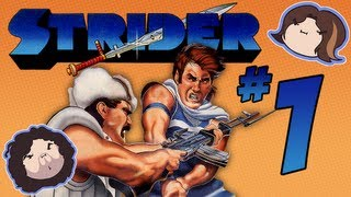Strider: Analyze Floppy - PART 1 - Game Grumps