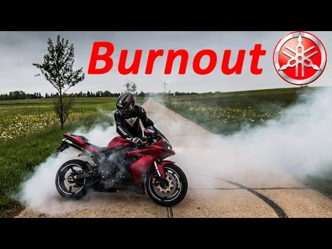 Yamaha Best Burnout Special Compilation 2017