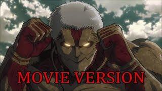 Eren vs Armored Titan - Movie Version