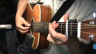BREAKTHROUGH-COLBY CAILLAT-HARMONY-CHORDS-FINGERSTYLE