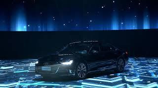 Gambar cover EASTSUN-Orbisfly®️kinetic light &Audi new A8L—20180408 Sanya