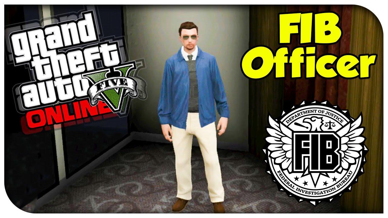 GTA 5 Online - FASHION FRIDAY! (FIB Officer Tony Stark u0026 Cheerleader) [GTA V Cool Outifts ...