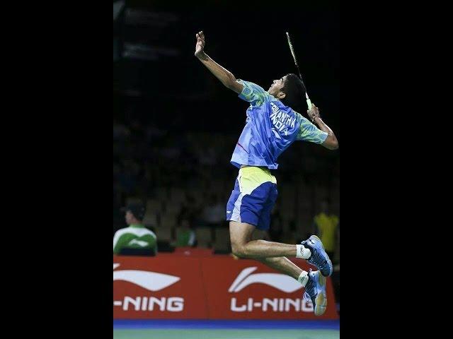 Rising Stars - Srikanth Kidambi badminton