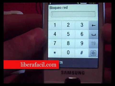 liberar samsung gt s5600 de movistar es LIBERAFACIL.COM