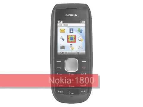 Nokia 1616 và 1800