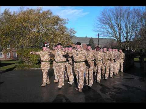 Devonshire and Dorset Regiment (Quick March)