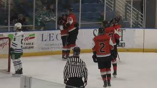 RIT Men's Hockey Highlights at Mercyhurst, 2-12-18