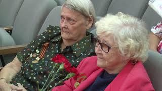 70 сочинских ветеранов получили награды. Новости Эфкате