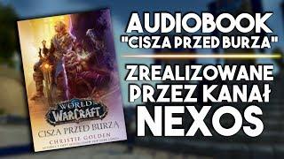 """Audiobook Książki """"Cisza Przed Burzą"""" - Pierwsze 2 Rozdziały"""