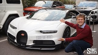 A Bugatti Chiron Has Landed in London!