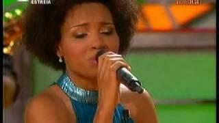 Da-me musica 2010 - Dany Silva e Lura - Lua Nha Testemunha