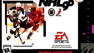 NHL 96 (Super Nintendo)