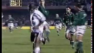 Palmeiras 2 x 2 Corinthians (Campeonato Paulista 1999)