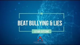 Family Law | Dealing with a Bully