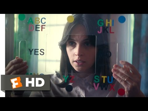 The Theory of Everything (6/10) Movie CLIP - The Spelling Board (2014) HD