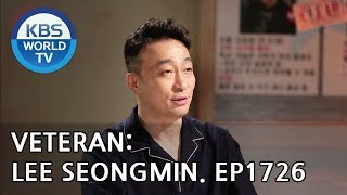 Veteran: Lee Seongmin [Entertainment Weekly/2018.08.06]