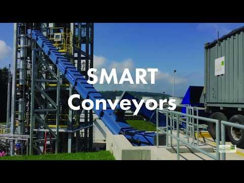 SMART Conveyors For Bulk Materials Handling