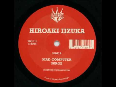 Hiroaki Iizuka - Surge