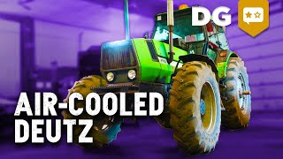 Everything You Need to Know About a Deutz Air-Cooled Diesel