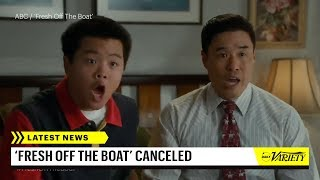 'Fresh Off The Boat' Canceled After Six Seasons