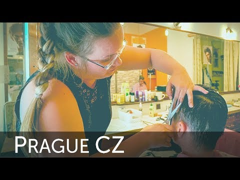 💈 Sarm – A Communist Era Barber Shop Haircut Prague Czech Republic